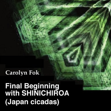 """Final Beginning"" with SHINICHIROA (Japan cicadas),Carolyn Fok(Synth)"