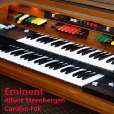 """Eminent"" Albert Steenbergen(Netherlands,Eminent),Carolyn Fok(piano,synth)"