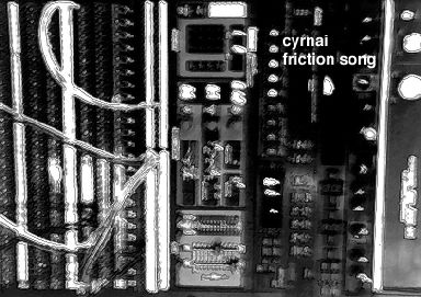 Friction Song (1986)