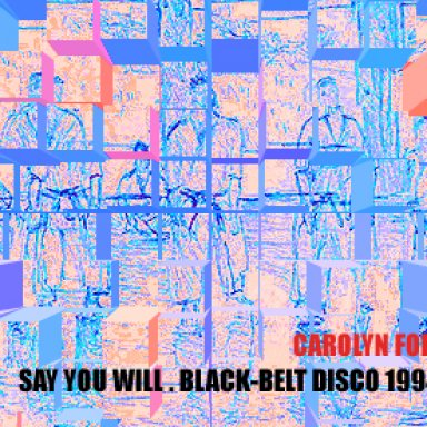 Say You Will (Black-Belt Disco 1994) 2012 Mix